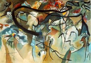 Kandinsky Composição V