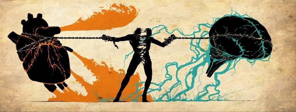 Separação entre corpo e mente
