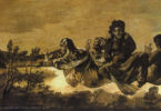 Atropos/ Francisco de Goya