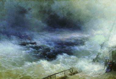 Ocean, Ivan Aivazovsky