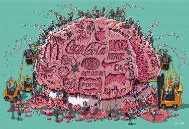 A produção do desejo - Steve Cutts