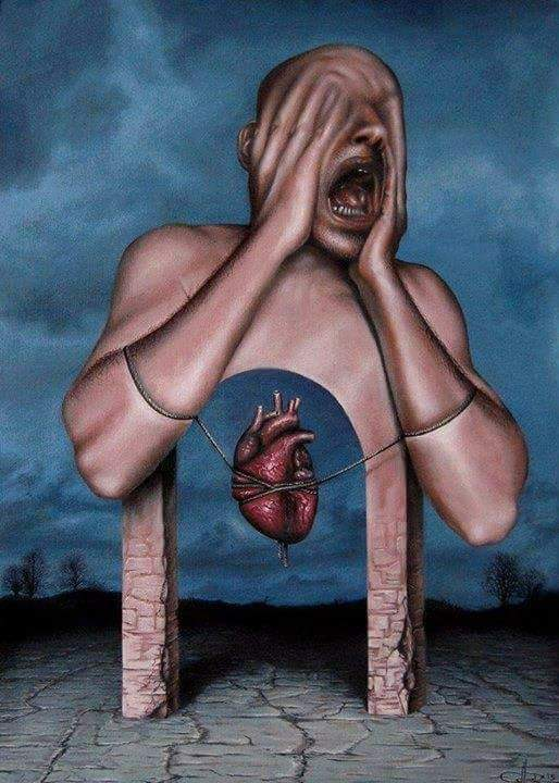 A punição da alma. Christian Edler