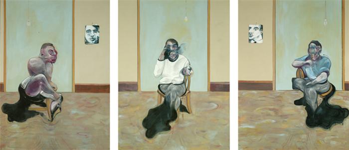 Francis Bacon, Three-portraits